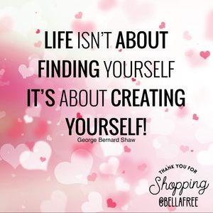 ▪️Create Yourself @Bellafree ▪️